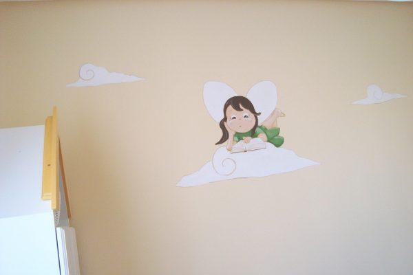 14.1 mura infantil uncuento de hadas murales y cuadros paula minguez