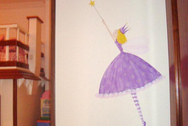21.a Mural infantil Valeria Varita.