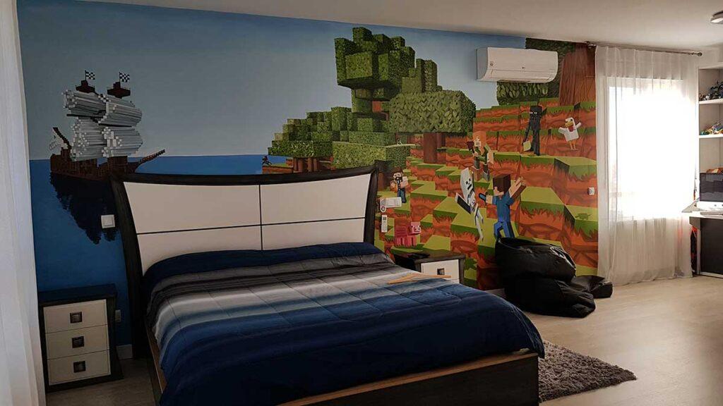 Murales de videojuegos