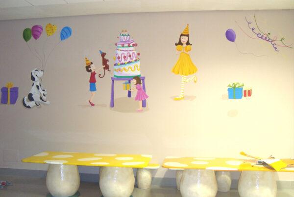 3 Fiesta de cumpleanos Centro Ludico la casita de Daman